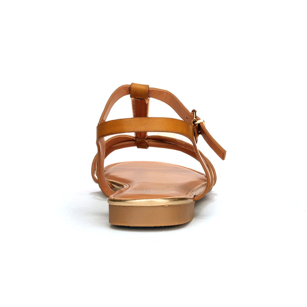 T-Strapped Sandals for Women