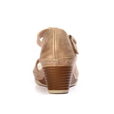 High heel Wedges for Women for Casual / Festive use - Sandal - Pavers England