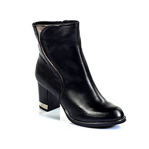 Women's Leather Ankleboots