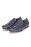 Casual Driving Loafers For Men - Navy - Smart Casuals - Pavers England
