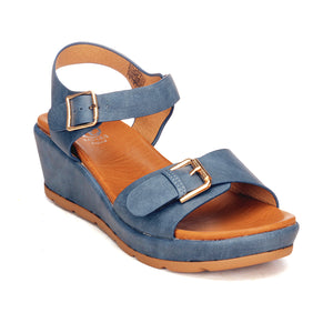 Casual Sandals for Women - Navy - Sandals - Pavers England