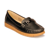 Loafers for your Everyday Needs-Black - Full Shoes - Pavers England