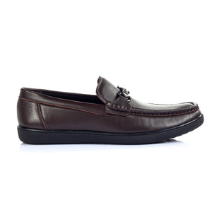 Men's Loafers - Brown - Slip ons - Pavers England