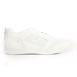 Women's Lace-up-White