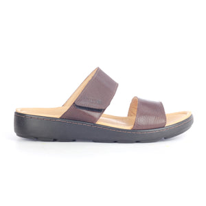 Men's Flip Flop-Brown