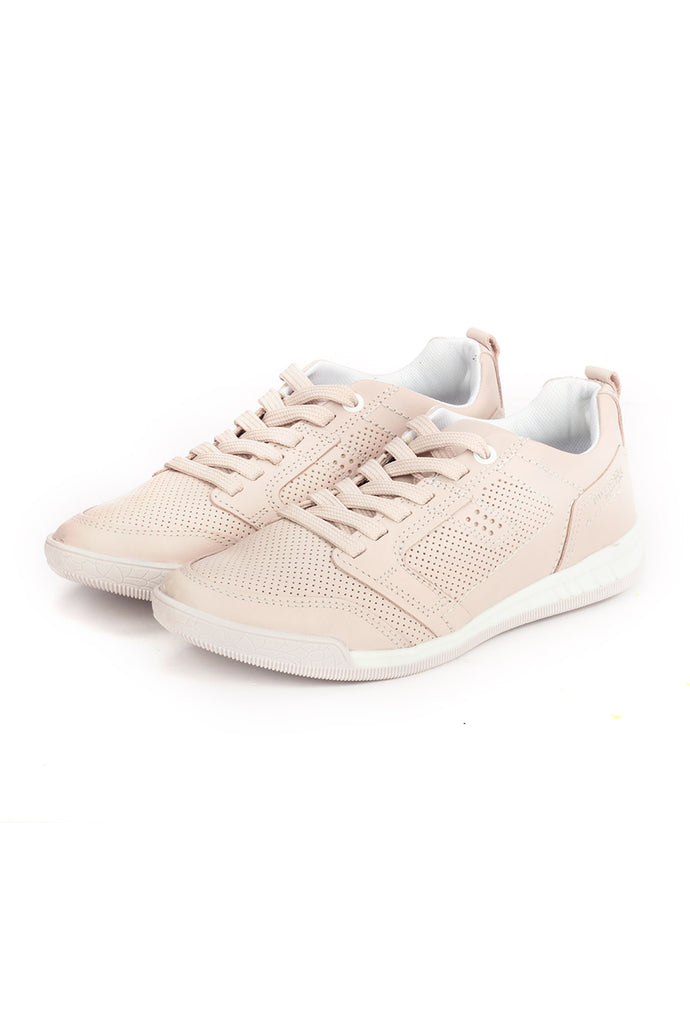 Women's Lace-up - Pink - Pavers England