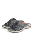 Men's Flip Flop - Black - Open Toe - Pavers England