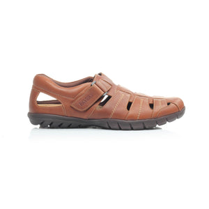 Men's Sandal-Brown