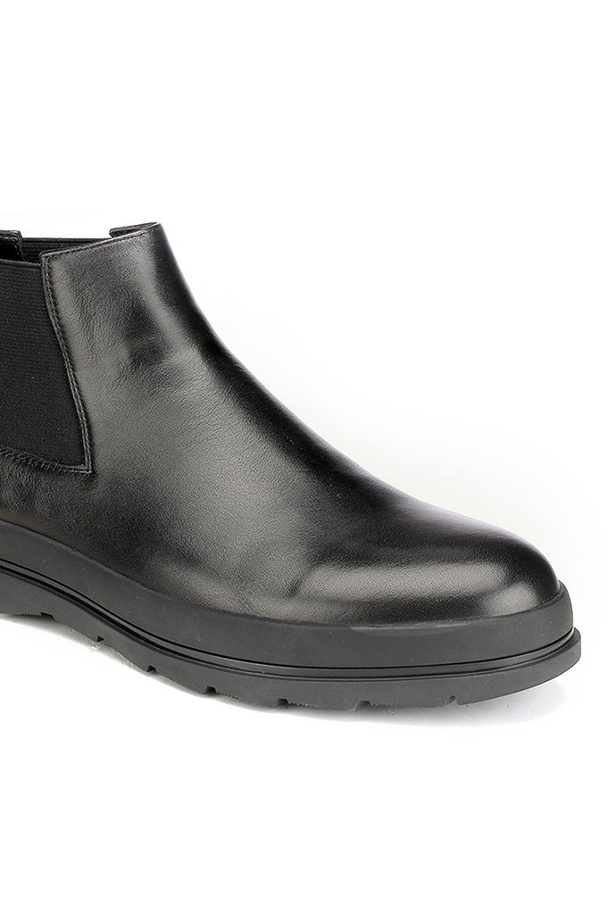Men's Boot - Black - Boots - Pavers England