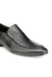Formal Slip-on Shoes - Black - Wedding & Occasion - Pavers England