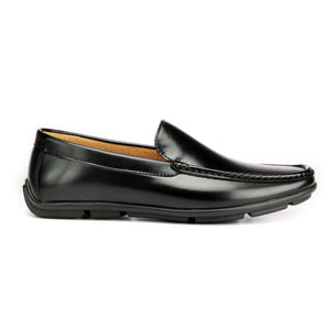 Comfortable Mens Driving Shoe - Slipon - Pavers England