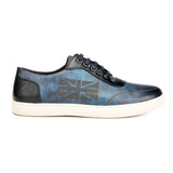 Trendy Casual Lace-ups - Navy - Sneakers - Pavers England