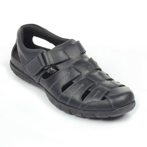 Men's Sandal-Black