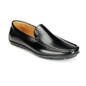 Comfortable Mens Driving Shoe - Slip ons - Pavers England