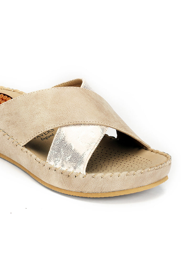 Textured Mules for Women