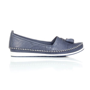 Women's Shoe-Navy
