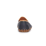 Men's Loafers - Navy - Moccasins - Pavers England
