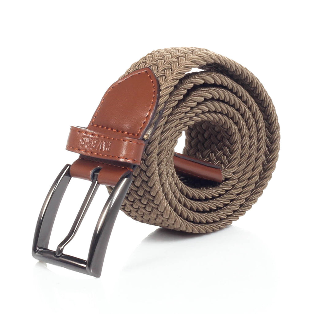 Men's Perforated Casual Belt