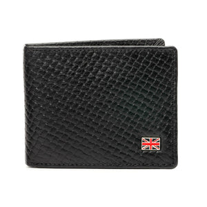 Textured Leather Wallet for Men - Wallets - Pavers England