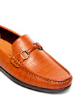 Casual Bit Loafers for Men - Tan - Formal Loafers - Pavers England