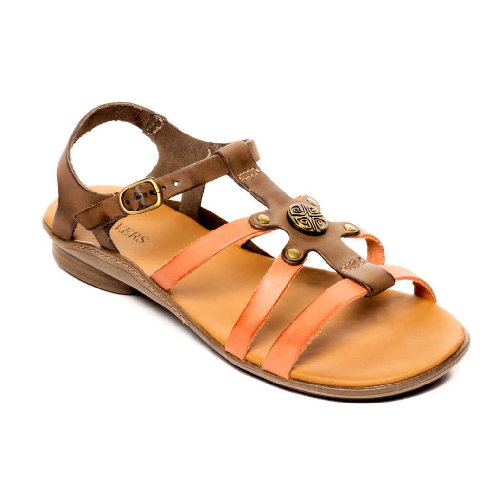 Women's Sandals - Pink - Sandals - Pavers England
