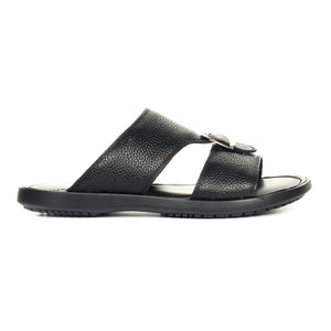 Men's Mules-Black - Mules - Pavers England