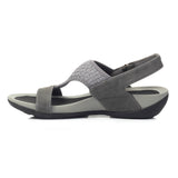 Women's Sandal - Grey - Sandals - Pavers England