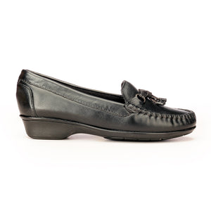 Women's Full Shoe - Black - Full Shoes - Pavers England