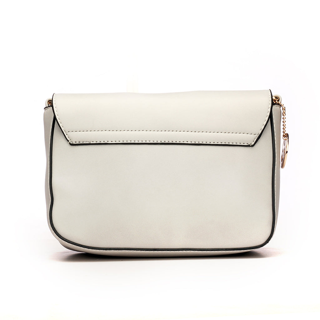 Women's Sling Bag - Grey - Sling Bags - Pavers England