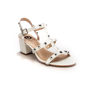 Women's Sandal - White - Wedding & Occasion - Pavers England