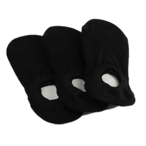 Ankle Socks for Men - Black