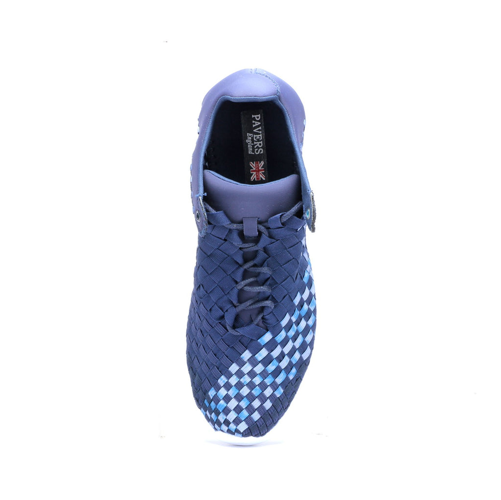 Fashionable Casual Shoes for Men - Navy - Sneakers - Pavers England