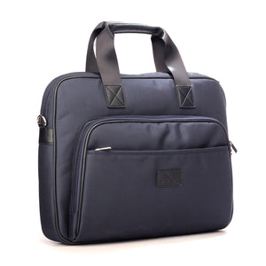 Simple and Smart Black Formal/Casual Business Bag for Men