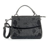 Stunning Black Croco style Bag for Women - Bags & Accessories - Pavers England