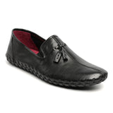 Men's Loafers - Black - Smart Casuals - Pavers England