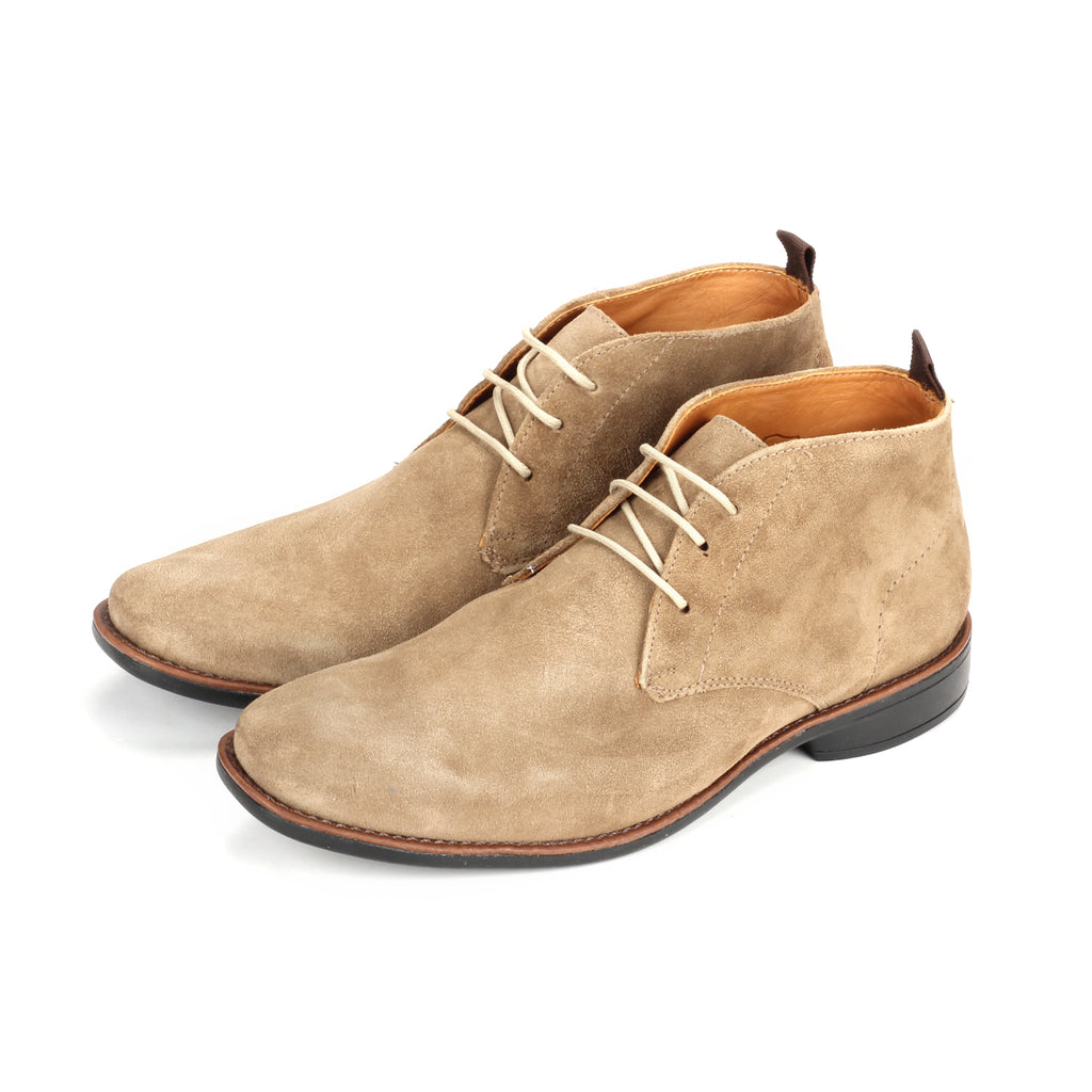 Men's Boot - Sand - Boots - Pavers England