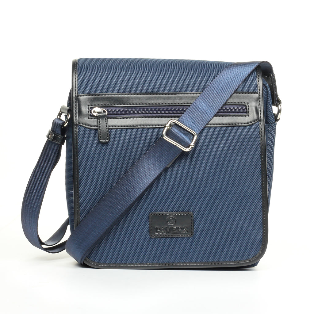 Trendy Sling Bag For Men - Navy - Bags & Accessories - Pavers England