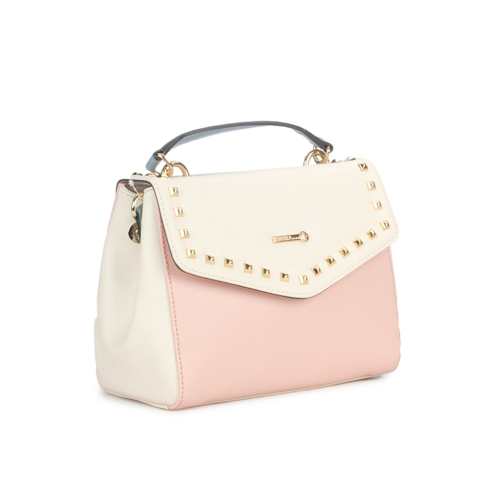 Pink and Navy Sling bag for Women - Bags & Accessories - Pavers England