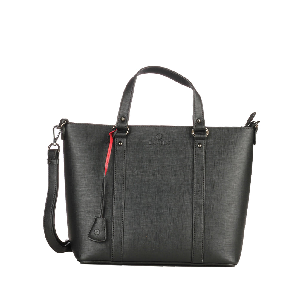 Trendy Tote for Women-Black - Bags & Accessories - Pavers England