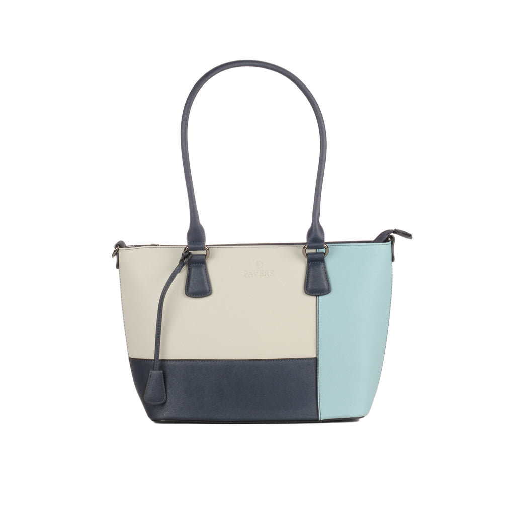 Multicoloured Tote for Women - Bags & Accessories - Pavers England
