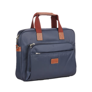 Formal Leather Business Bag for Men - Mens - Pavers England