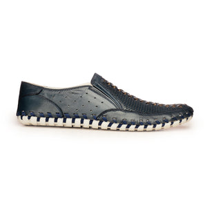 Leather Moccasins For Men - Slip ons - Pavers England
