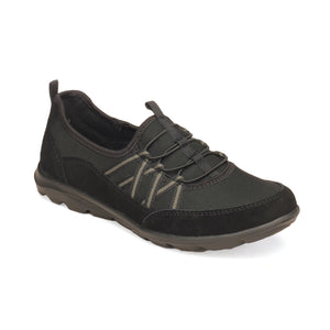Stripped Trainers for Women - Black - Sneakers - Pavers England