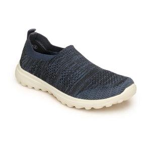 Casual Slip-on Trainers for Women - Navy - Sneakers - Pavers England