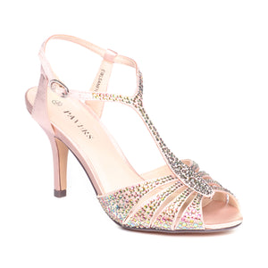 Women's Sandal - Multi - Wedding & Occasion - Pavers England
