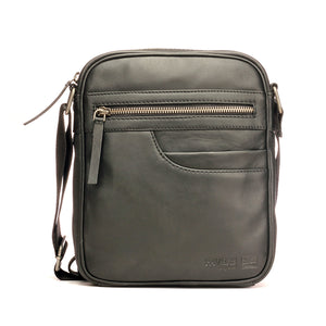 Formal / Casual Leather Shoulder Bag for Men - Accessories - Pavers England