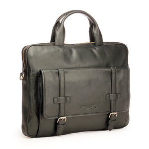 Formal / Casual Leather Handbag for Men - Accessories - Pavers England