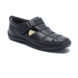 Men's Leather Sandals for Casual Wear