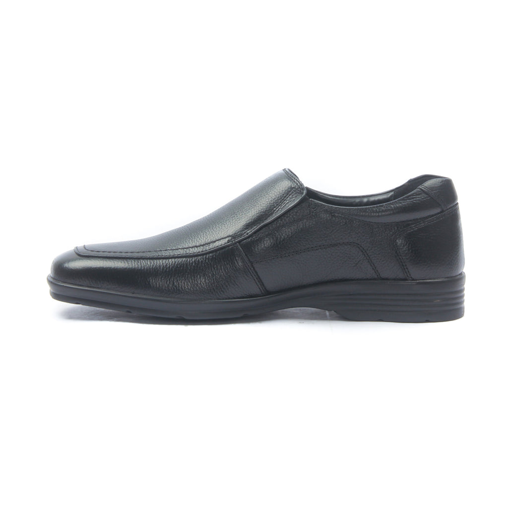 Men's Loafers for Formal Wear - Black - Formal Loafers - Pavers England