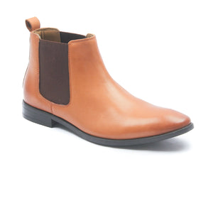 Men's Leather Ankle Boots for Formal Wear - Boots - Pavers England